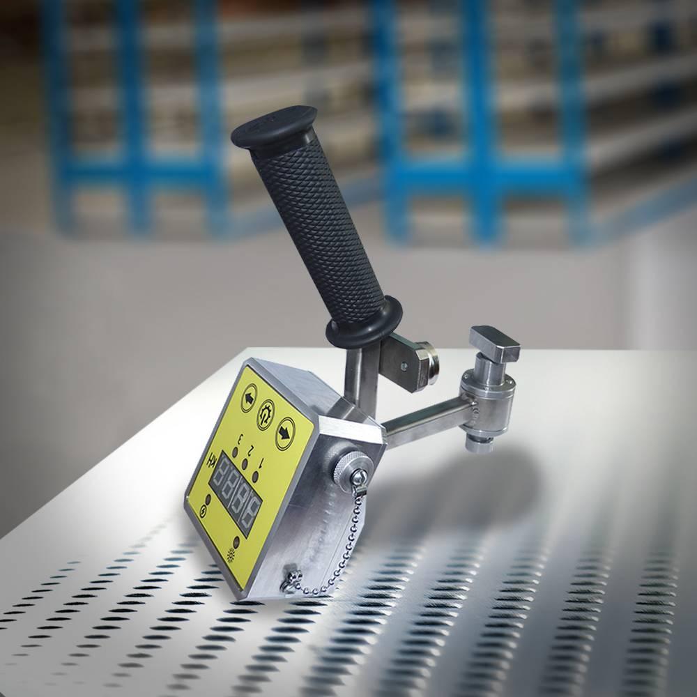 Мобильное устройство измерения усилия нажатия стрелочных переводов (Доктор-100СП)