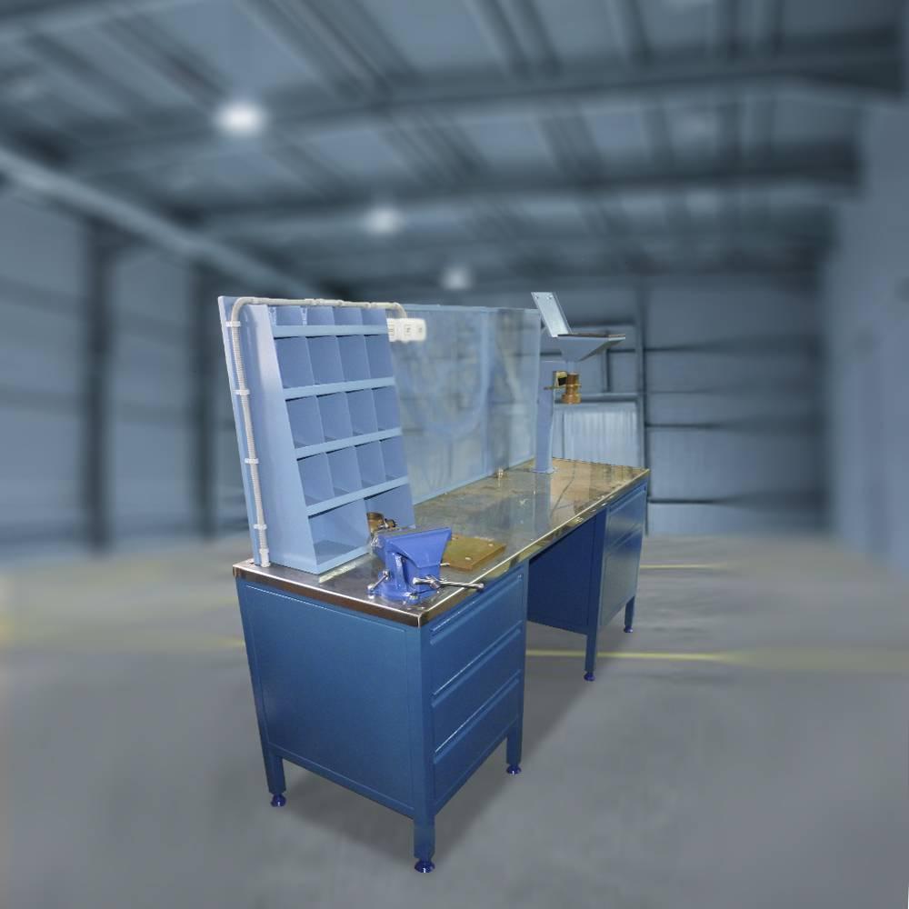 Специализированное рабочее место ремонта песочных форсунок (СРМ-01)