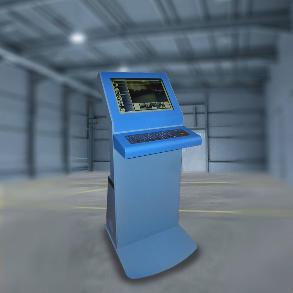 Информационный цеховой терминал (ИЦТ)
