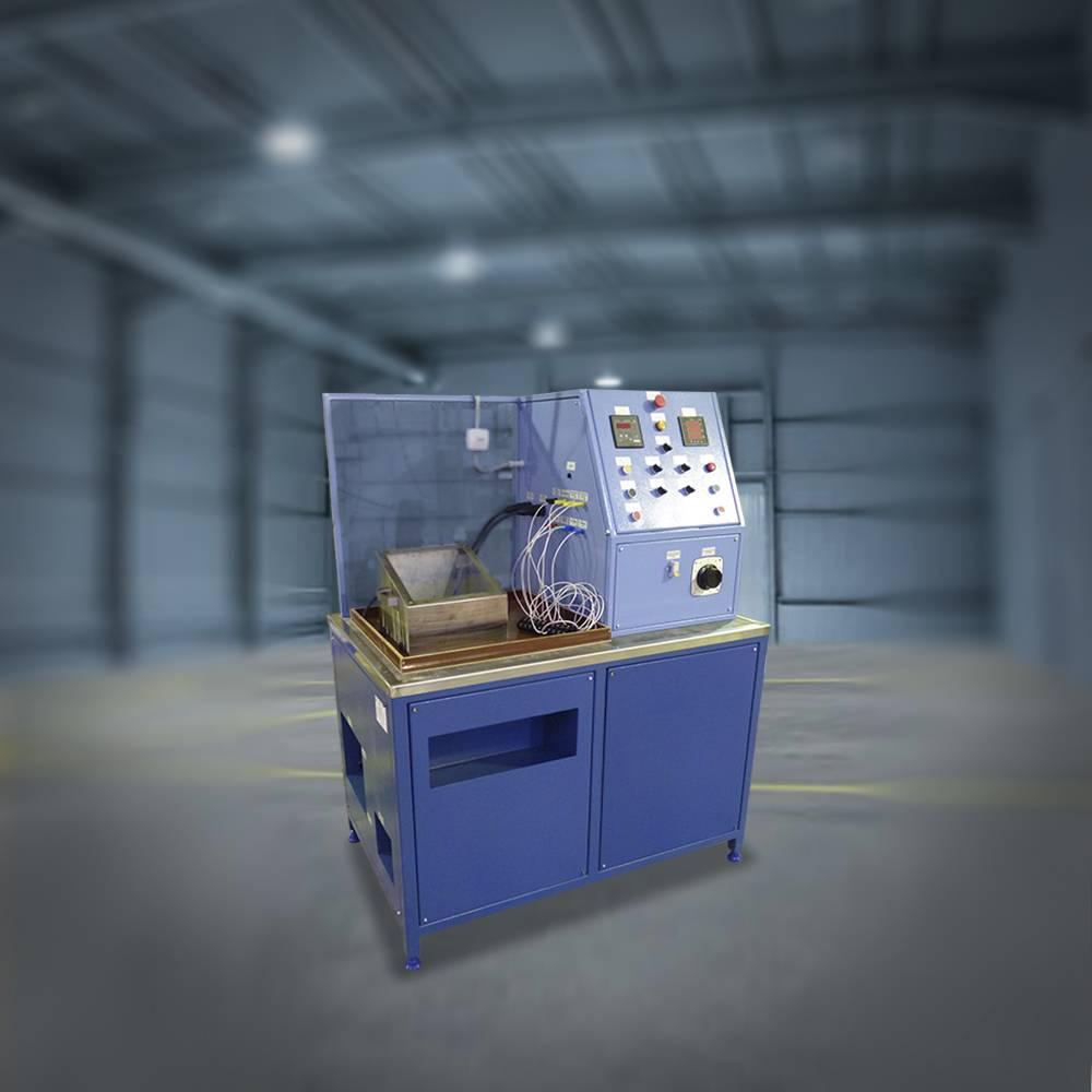 Стенд для проверки блоков управления асинхронных генераторов типа АБ (СПБУ-АГ)