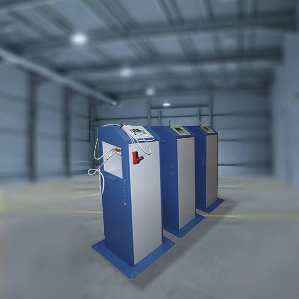Комплекс для автоматизированных испытаний главного генератора