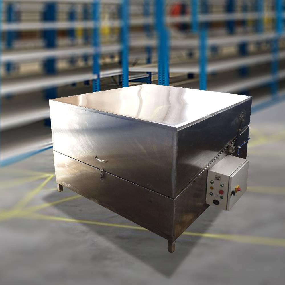 Универсальная моечная установка тормозных приборов (МУ)
