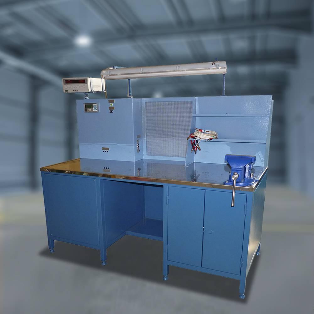 Специализированное рабочее место по ремонту электрической аппаратуры с комплектом измерительного оборудования (ТО СРМ)