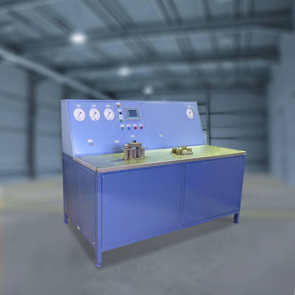 Пост контроля кранов машиниста и вспомогательного тормоза (КСК.3-АвЦ КМВТ)