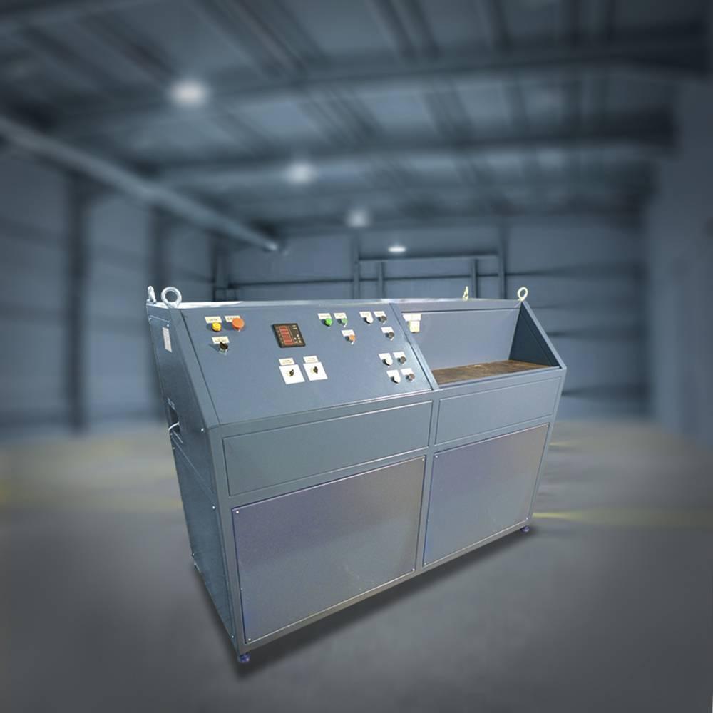 Стенд для проверки и испытания электроагрегатов 4-6 КВт типа АБ, АД (СИЭГ)