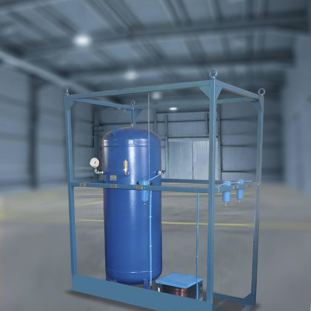Система подготовки воздуха (СПВ)