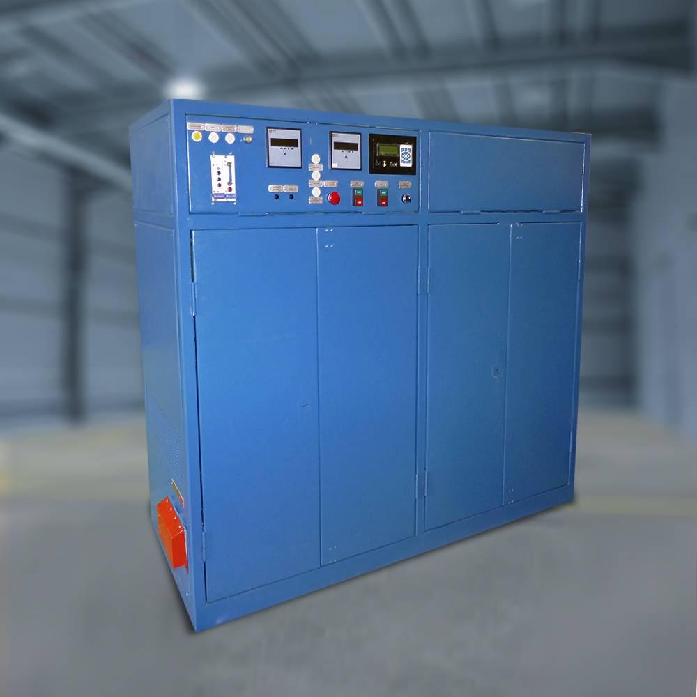 Станция проверки электрических аппаратов с токами уставки до 3500А (СМУ)