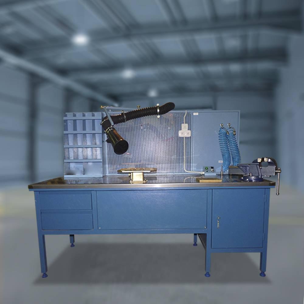Специализированное рабочее место для ремонта двигателей внутреннего сгорания (СРМ ДВС)