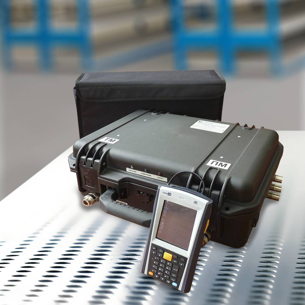 Система контроля и диагностики автотормозного оборудования (Доктор-100АТ)