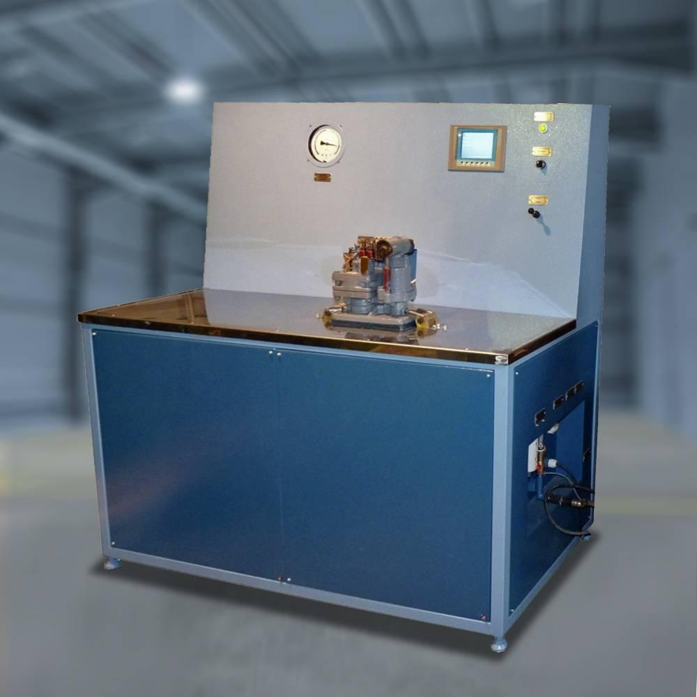 Пост контроля электропневматического клапана автостопа (КСК.3-АвЦ ЭПК)