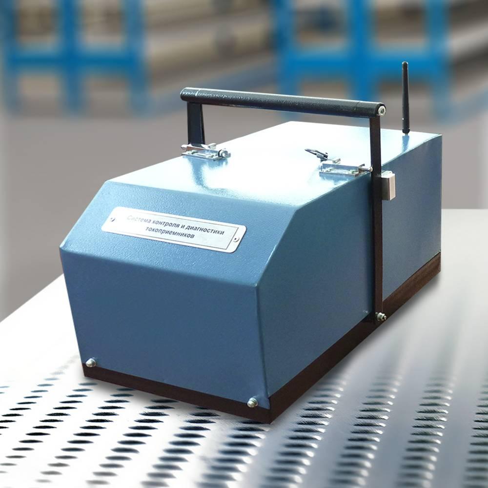 Система контроля и диагностики токоприемников (Доктор-100ПГ)