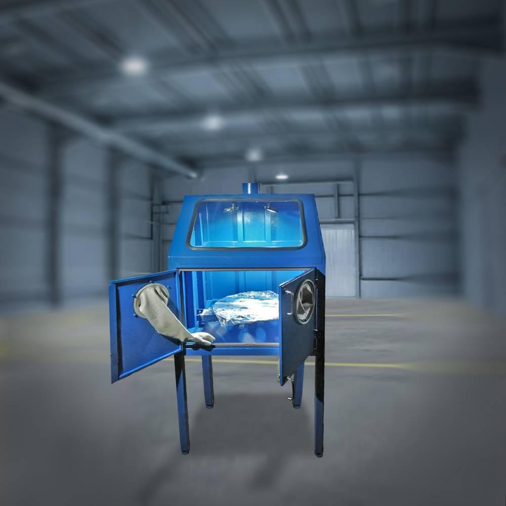 Камера обдувочная для автотормозного оборудования грузовых и пассажирских вагонов