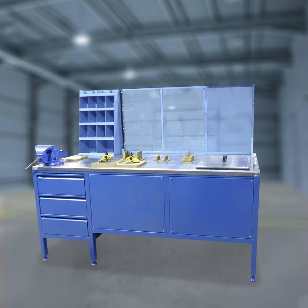 Специализированное рабочее место ремонта пневматических приборов (СРМ АвЦ РД)