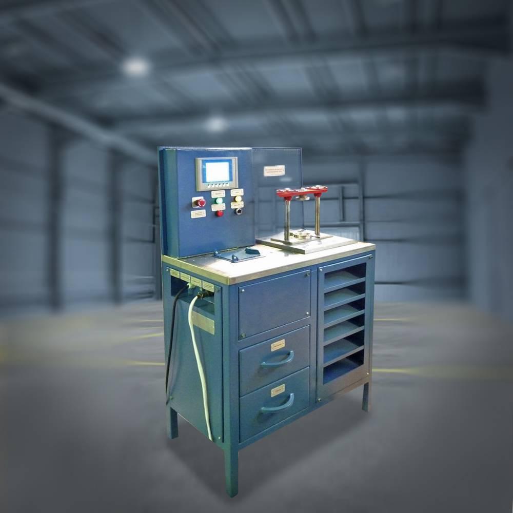 Стенд испытания пружин усилием до 100 кгс (СП1)