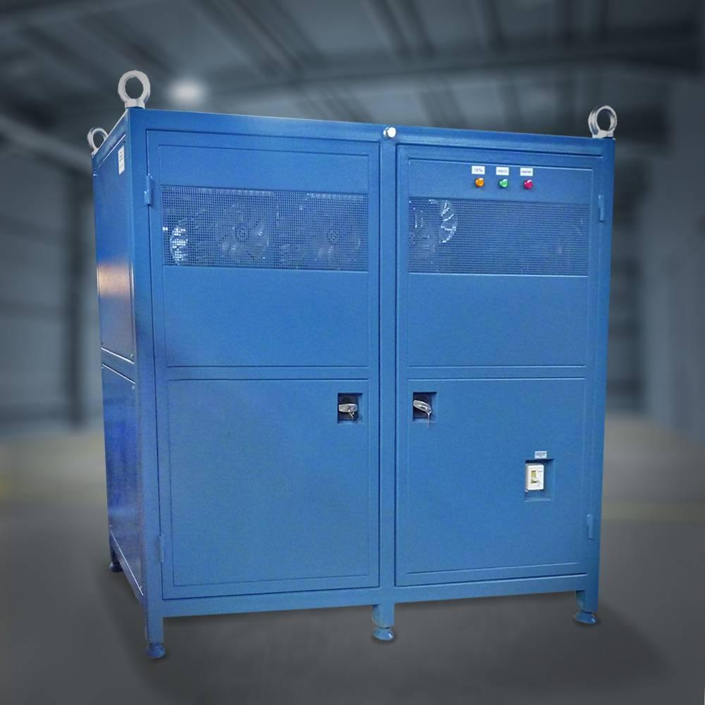 Испытательная стация тяговых электрических двигателей (ИС ТЭД)