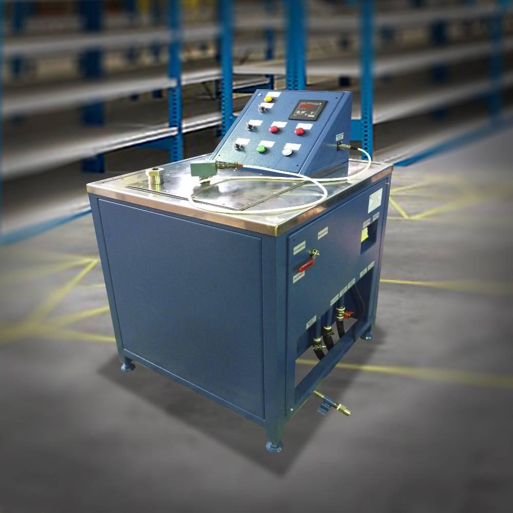 Стенд для испытания и настройки датчиков-реле температуры типа Т35В2М