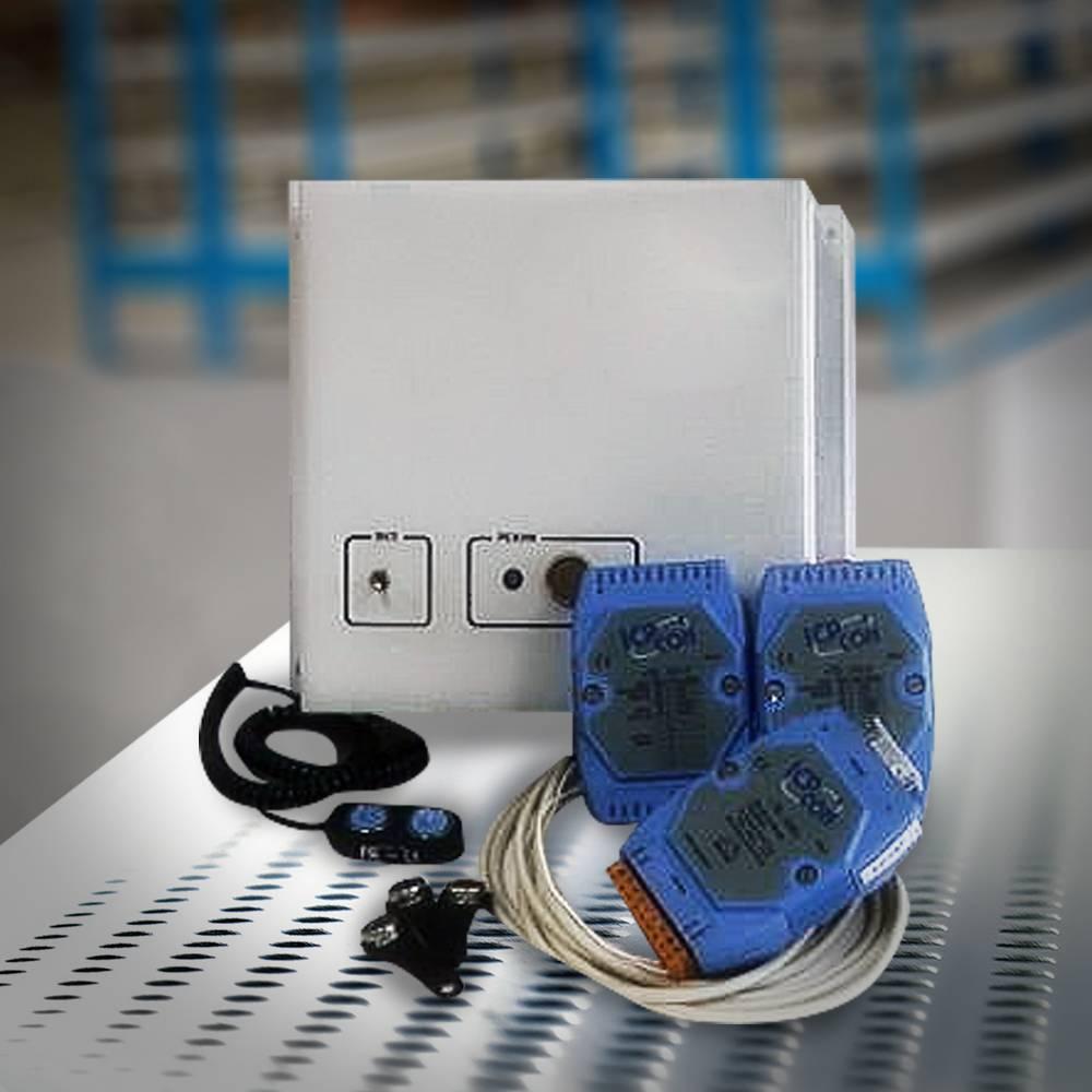 Электронный регистратор режимов работы тепловоза