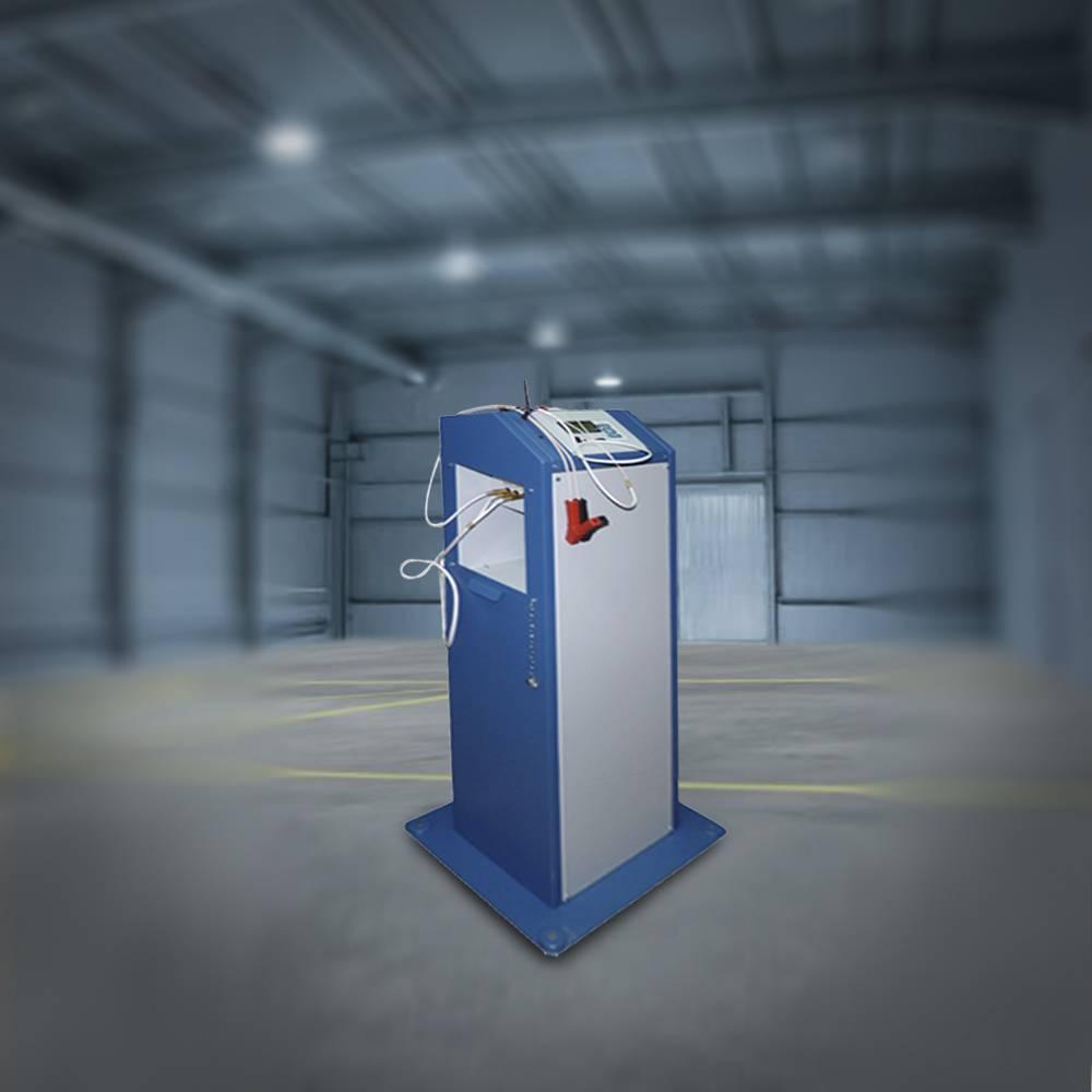 Пост контроля станции испытаний тяговых электродвигателей (КСК.3-ЭМЦ ИС)