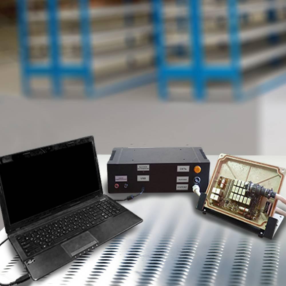 Стенд проверки и настройки блоков Л116У автоматизированный (СП-Л-116У-а)